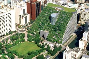 Techos verdes o c mo ahorrar con jardines en la azotea for Diseno de jardines en azoteas